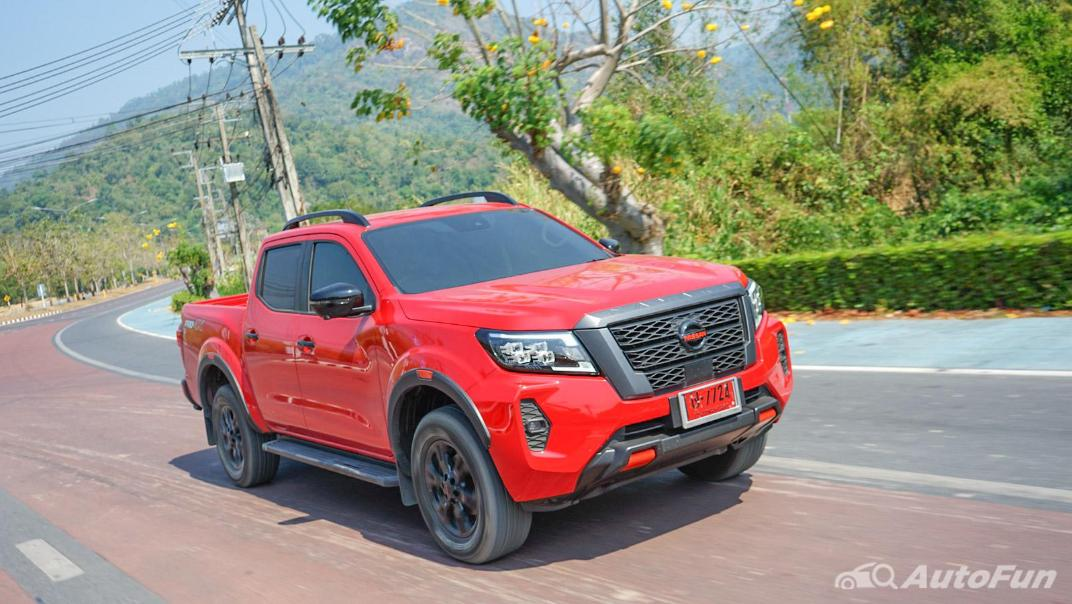 2021 Nissan Navara PRO-4X Exterior 054