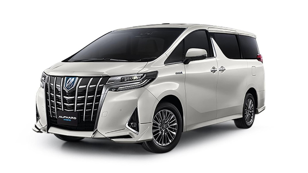 Toyota Alphard 2020 Others 005