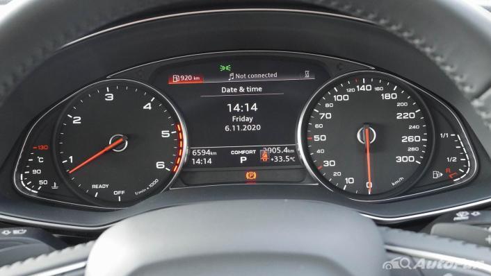 2020 Audi Q7 3.0 45 TDI Quattro Interior 003