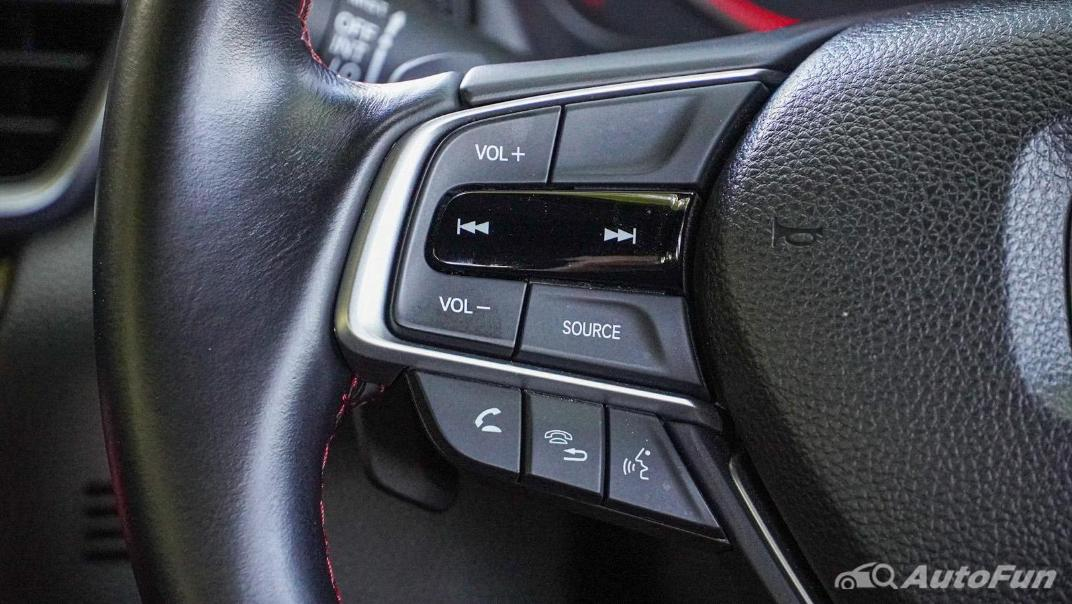 2020 Honda City 1.0 RS Interior 007