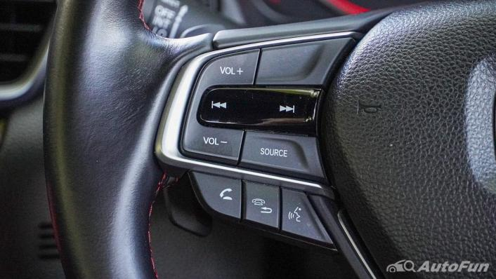 2020 Honda City 1.0 RS Interior 007