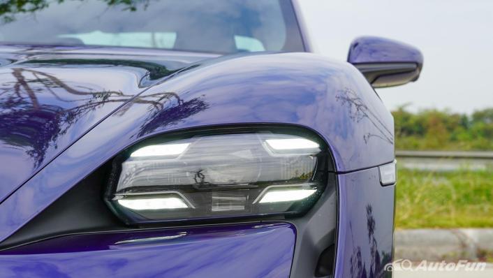 2020 Porsche Taycan Turbo Exterior 010
