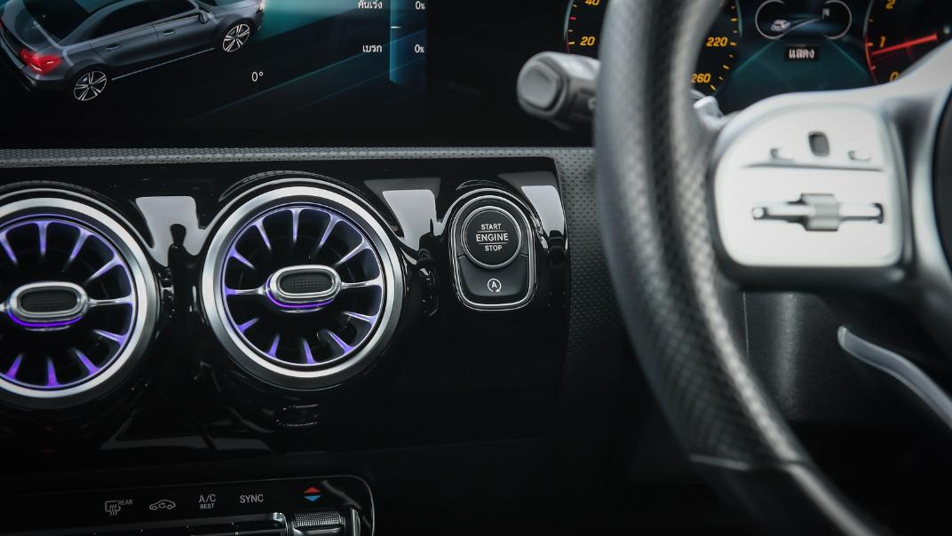 2021 Mercedes-Benz A-Class A 200 AMG Dynamic Interior 026