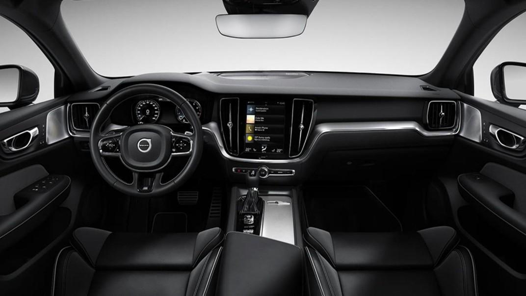 Volvo S60 Public 2020 Interior 001