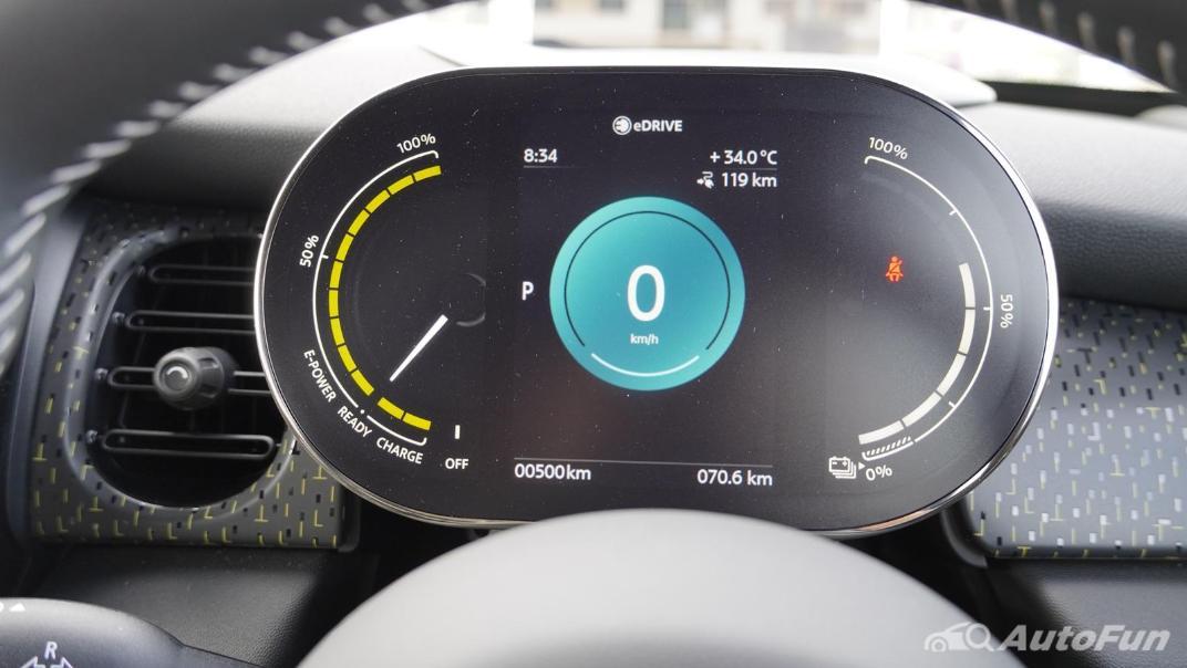 2021 MNI 3-Door Hatch Cooper S Interior 014
