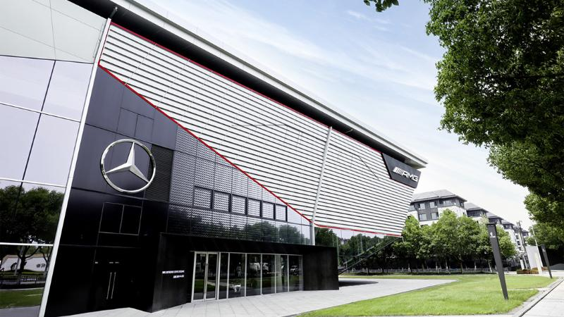 Mercedes-AMG เปิดศูนย์ AMG Experience Center แห่งแรกของโลกในประเทศจีน 02