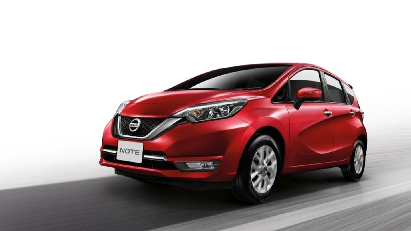 Nissan Note 2020 Exterior 001