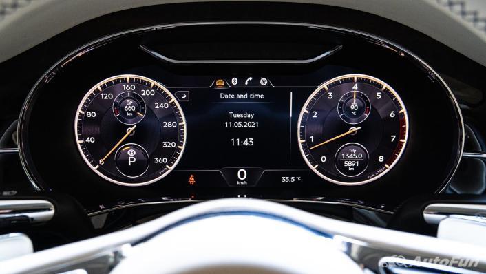 2020 Bentley Flying Spur 6.0L W12 Interior 008