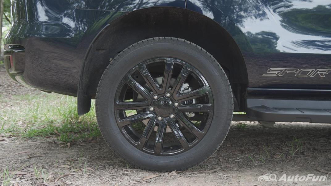 2021 Ford Everest 2.0L Turbo Titanium 4x2 10AT - SPORT Exterior 037