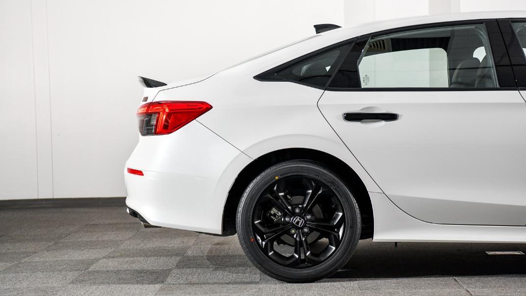 2022 Honda Civic RS Exterior 056