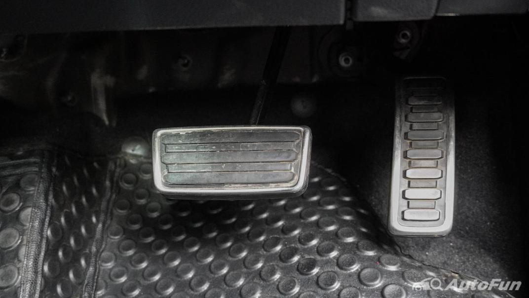 Ford Ranger Raptor 2.0L EcoBlue Interior 020