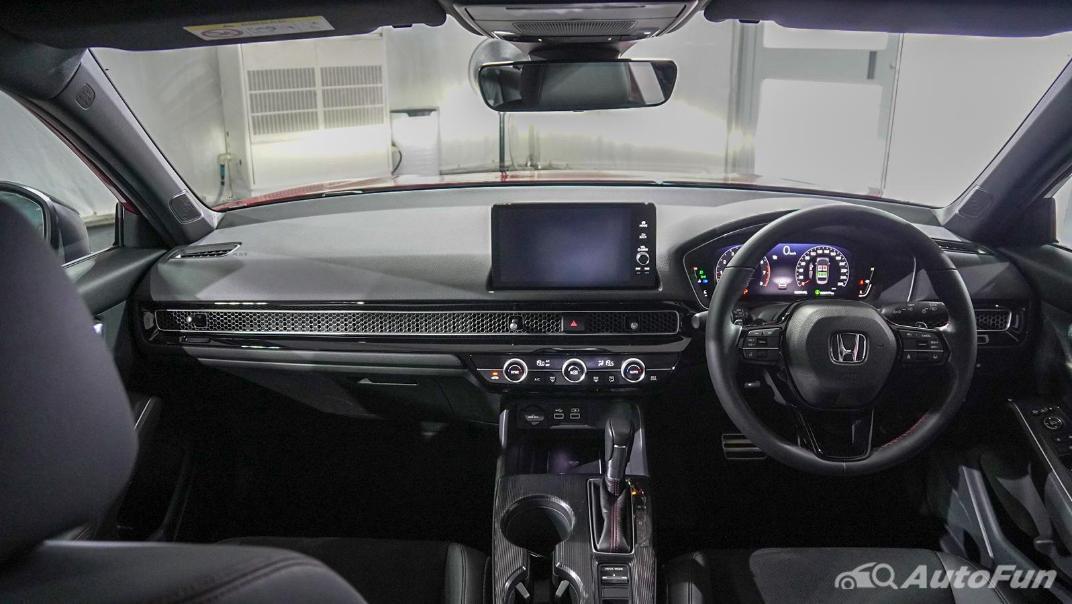 2022 Honda Civic RS Interior 098