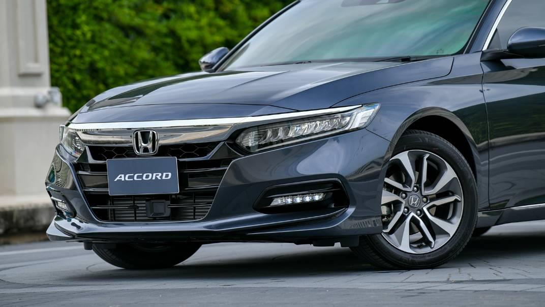 2021 Honda Accord 1.5 Turbo EL Exterior 016