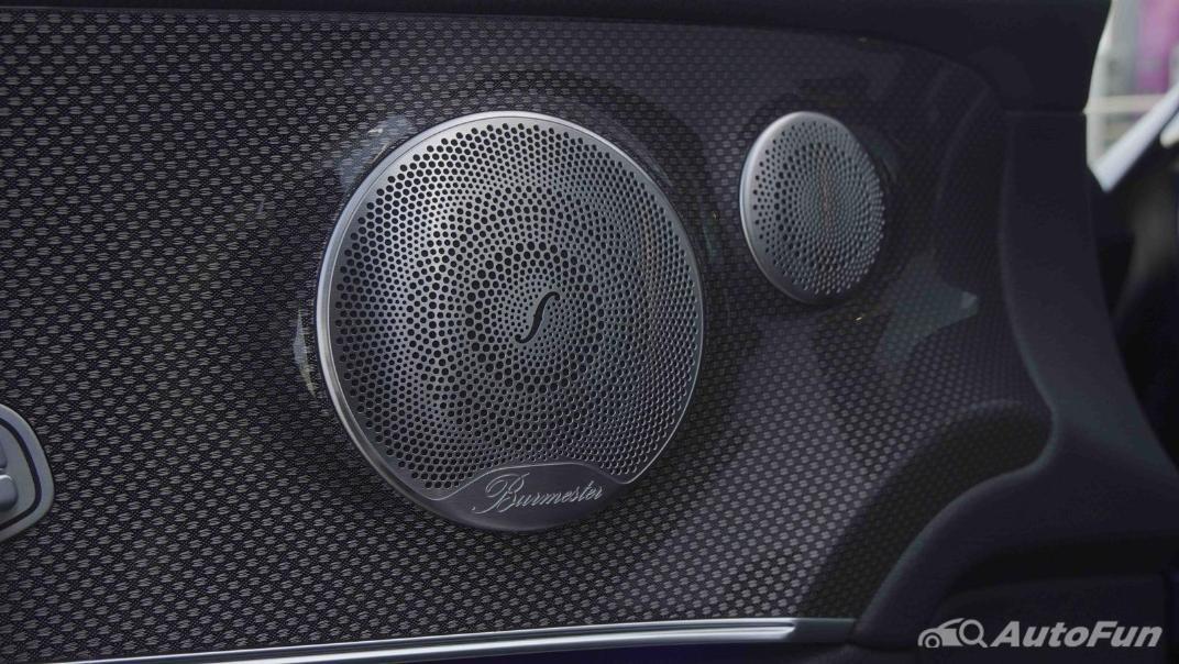 2021 Mercedes-Benz E-Class Cabriolet E 200 AMG Dynamic Interior 060