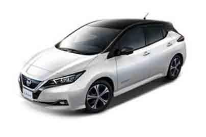 2020 Nissan Leaf Electric