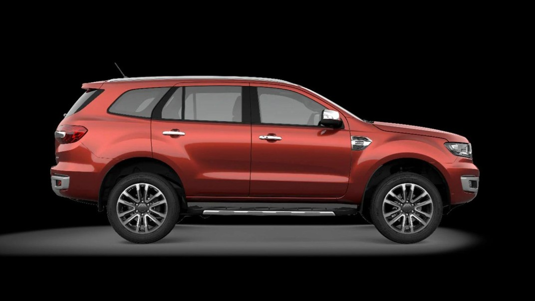 Ford Everest 2020 Others 001