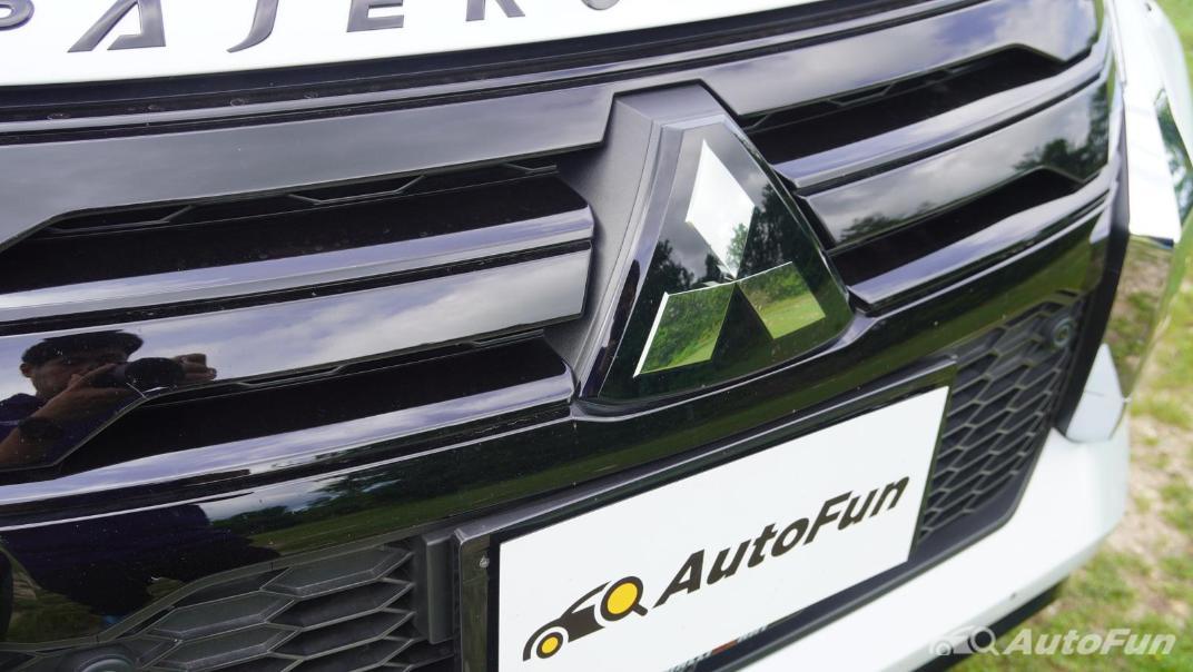 2020 Mitsubishi Pajero Sport 2.4D GT Premium 4WD Elite Edition Exterior 016