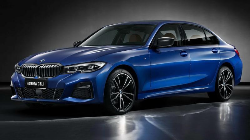 2021 BMW 3-Series Long Wheelbase ฐานล้อยาว ไม่น่ามาไทย แต่ทำไมควรมา? 02