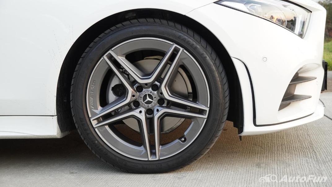 2021 Mercedes-Benz CLS 220 d AMG Premium Exterior 040