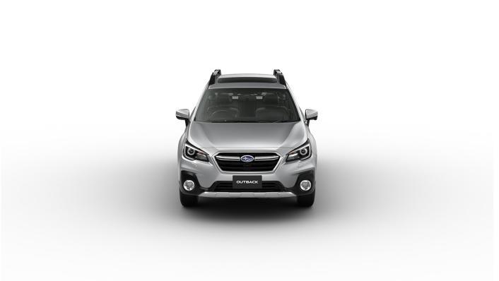 Subaru Outback 2.5i-S Exterior 007