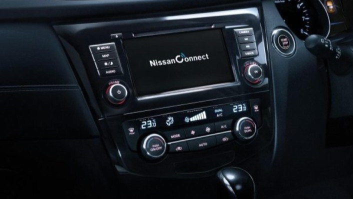 Nissan X-Trail 2020 Interior 005