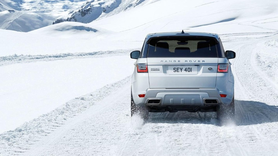 Land Rover Range Rover Sport 2020 Exterior 007