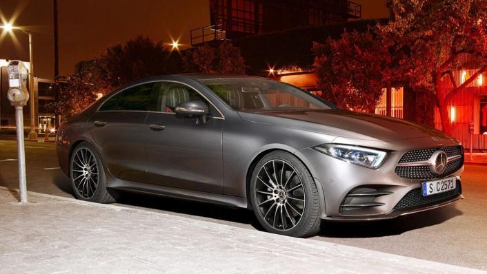Mercedes-Benz CLS-Class Coupe 2020 Exterior 005