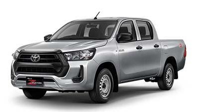 2021 Toyota Hilux Revo Double Cab Z Edition 2x4 2.4E STD ราคารถ, รีวิว, สเปค, รูปภาพรถในประเทศไทย | AutoFun