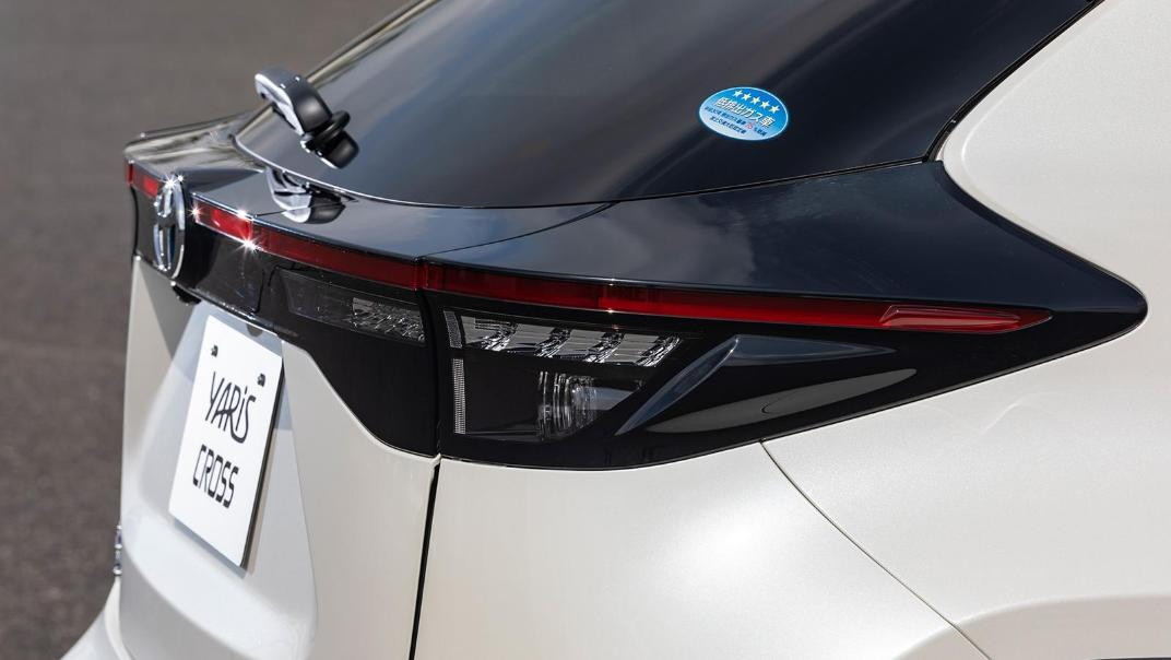 2020 Toyota Yaris Cross International Version Exterior 010