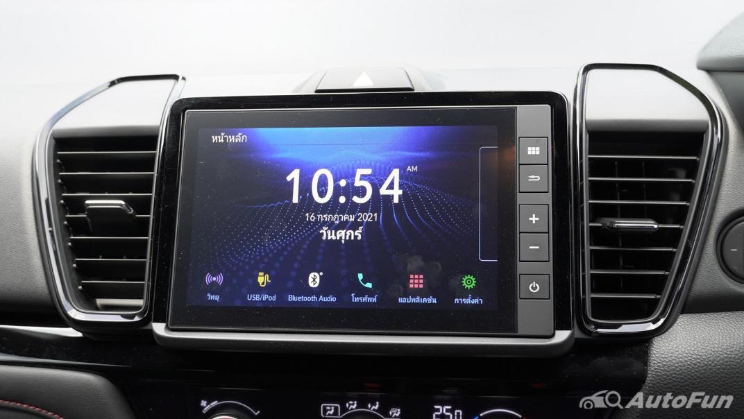 2021 Honda City Hatchback e:HEV RS Interior 021