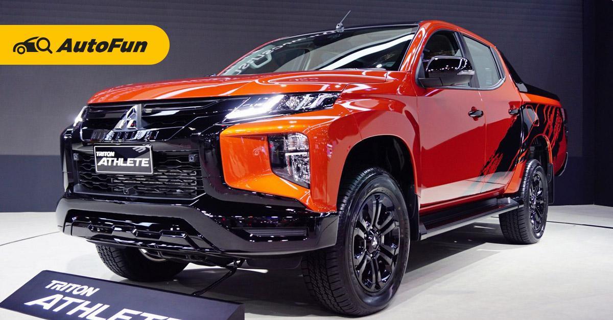 New 2020 Mitsubishi Triton Athlete มิตซูบิชิ ไทรทัน แอทลีธ
