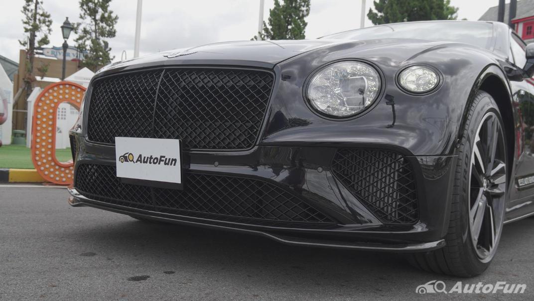 2020 Bentley Continental-GT 4.0 V8 Exterior 016
