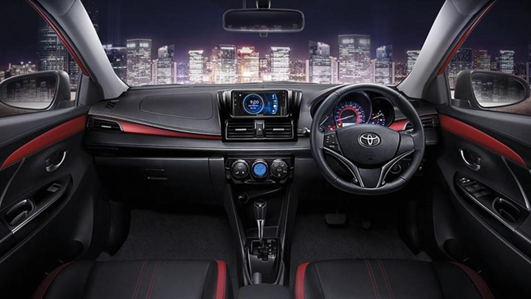Toyota Vios 2020 Interior 001