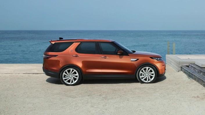 Land Rover Discovery 2020 Exterior 006