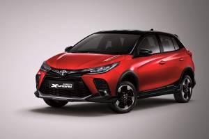 คู่มือซื้อรถ 2021 Toyota Yaris และ Yaris ATIV ต่างจากเดิมตรงไหน Urban X ได้อะไรบ้าง ?