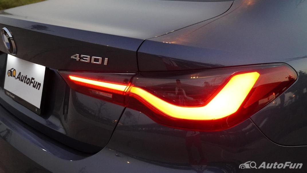 2020 BMW 4 Series Coupe 2.0 430i M Sport Exterior 028