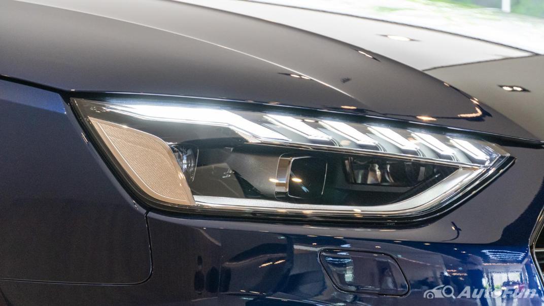 2020 Audi A4 Avant 2.0 45 TFSI Quattro S Line Black Edition Exterior 097