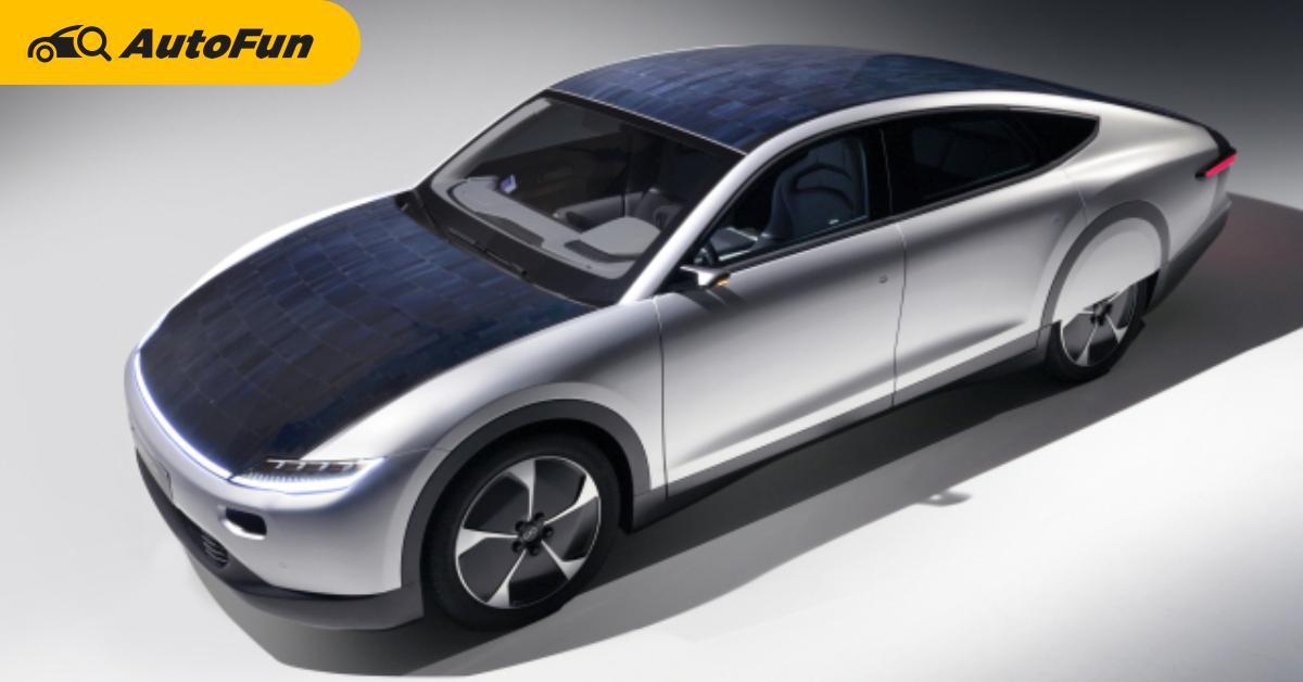 Bridgestone จับมือ Lightyear One ผลิตยางสำหรับรถยนต์พลังงานแสงอาทิตย์คันแรกของโลก 01
