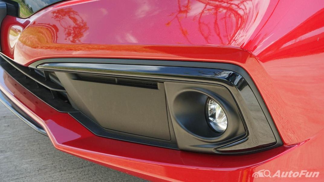 2020 Honda Civic 1.5 Turbo RS Exterior 015