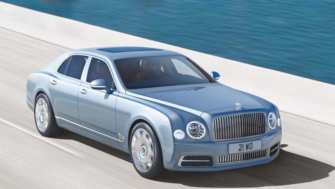 Bentley Mulsanne Public 2020 Exterior 001