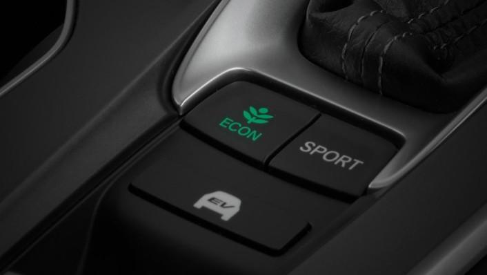 Honda Accord 2020 Interior 007