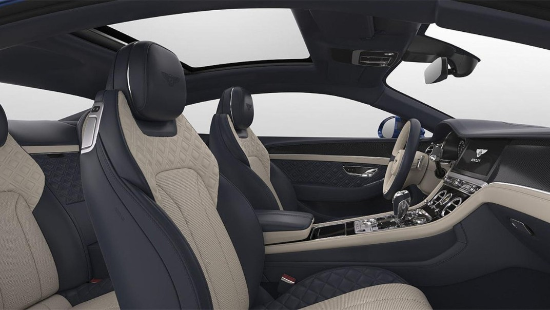 Bentley Continental-GT 2020 Interior 003