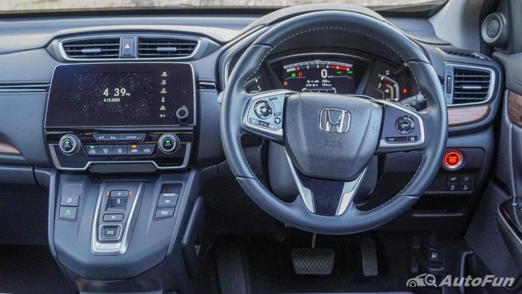 2020 1.6 Honda CR-V DT-EL 4WD Interior 002