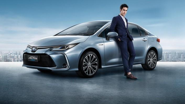 Toyota Corolla-Altis Public 2020 Exterior 002