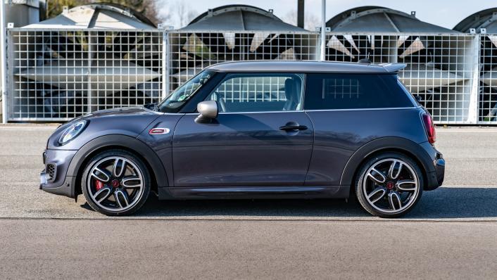 2021 Mini 3-Door Hatch John Cooper Works GP Inspired Edition Exterior 002