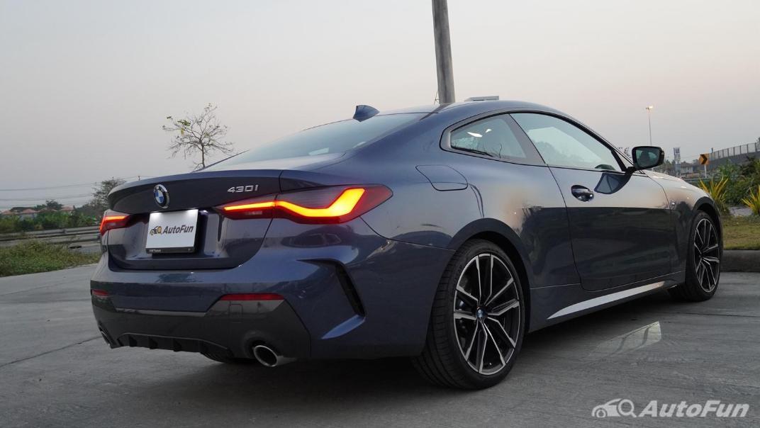 2020 BMW 4 Series Coupe 2.0 430i M Sport Exterior 053
