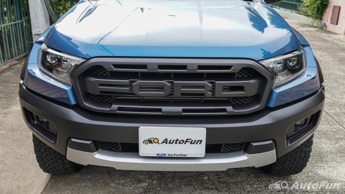 Ford Ranger Raptor 2.0L EcoBlue Exterior 009