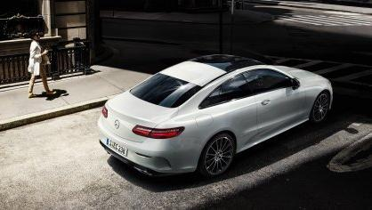 Mercedes-Benz E-Class Coupe 2020 Exterior 002
