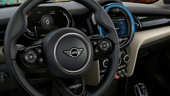 Mini 5-Door-Hatch 2020 Interior 003