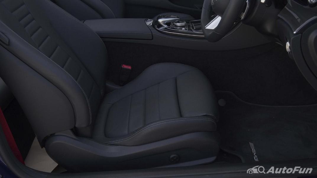 2021 Mercedes-Benz E-Class Cabriolet E 200 AMG Dynamic Interior 037